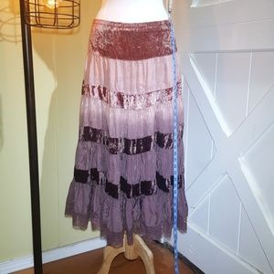 Younique Multifunktional Tiered Boho Skirt